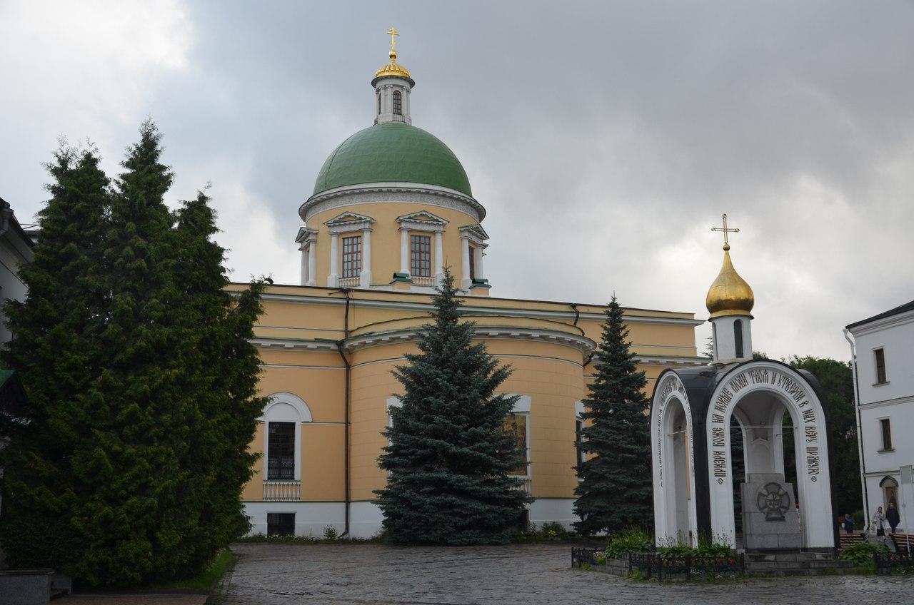 MhhVpVOiV4c Данилов монастырь первый монастырь Москвы.