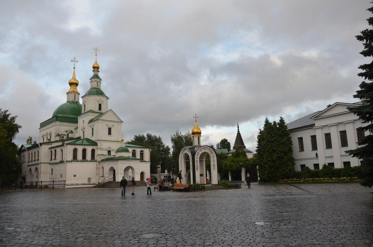 kkKwXx9Yoc4 Данилов монастырь первый монастырь Москвы.