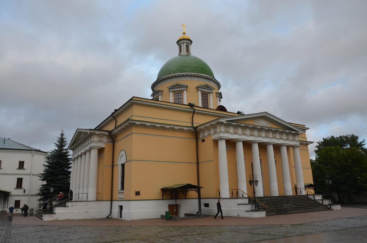 bYKFpt3Be_k Данилов монастырь первый монастырь Москвы.