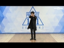 PRODUCE 101 season2 ArdorAbleㅣNoh Taehyun | 161212 EP.0