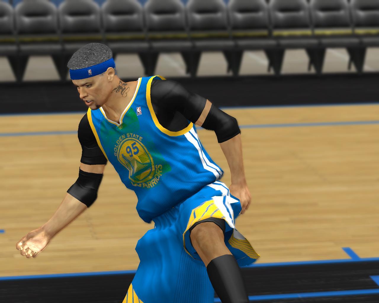 Как сделать свой мод для НБА2К14
