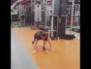 Part of a 2 minute strength mobility work out that... Лондон 08.07.2017