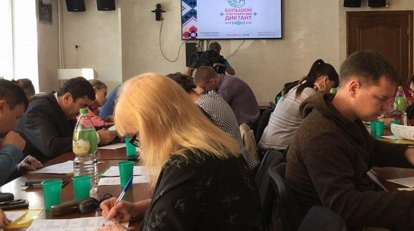 Статья о тестировании, прошедшем во Владивостоке.
