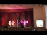 Инсценировка. районный концерт к 9 мая в а.г.Муховец (2017г.)