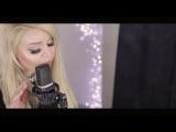 ATTACK ON TITAN SEASON 2 OPENING - Shinzou Wo Sasageyo - Acoustic Cover by Amy B