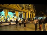 Jung IL Woo at Shwedagon Pagoda - YouTube