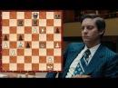 Легендарная 6 партия матча Фишер Спасский по фильму Жертвуя пешкой Fisher Spassky 6 game