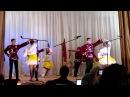 Русский народный танец Я огонь, ты вода (9 и 11 класс)