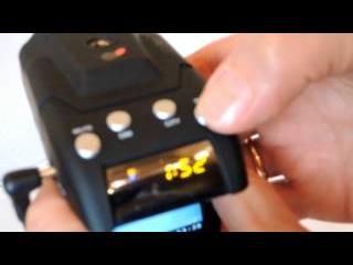 Обзор видеорегистратора и радар-детектора Conqueror (Subini) GRD-H9+. Часть 1.