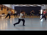 Androsova Atmosphere Dance Camp 2016 Choreography by Jeremy Lepine