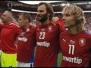 Sestřih zápasu legend Česká republika - Německo (setkání legend)