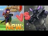 Взломанный Clash of Clans - 2000 пекк против 200 королев лучниц!