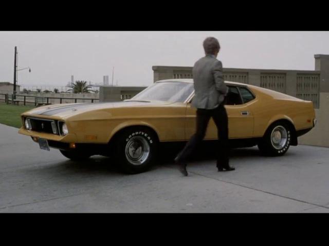 Gone in 60 Seconds 1974 Original Soundtrack Remastered Footage Car Chase