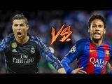 Cristiano Ronaldo vs Neymar JR ● Magic Skills Show 2016/17 ● HD
