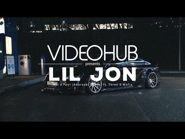 Lil Jon ft. Three 6 Mafia - Act a Fool (Anbroski Remix) (VideoHUB) enjoybeauty
