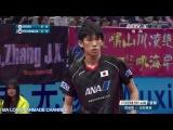 Jeong Sangeun vs Yoshimura Maharu | ITTF Asian Championships 2017 | Full Match