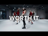 Worth it - Fifth Harmony ft.Kid Ink  May J Lee Choreography