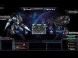 УРОК с девушкой по StarCraft 2 от ZERGTV