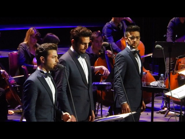 Il Volo - Ave Maria Mater Misericordiae - London Royal Albert Hall - 23/05/17