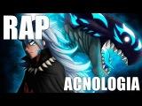 Аниме реп про Акнологию - Хвост Феи  Rap do Acnologia - Fairy Tail  AMV 2016