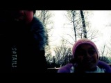 Vlog2017.Бродим по школе, лыжи, нас поймали😱😱 Влог остались после школы!😊Я и Али ...