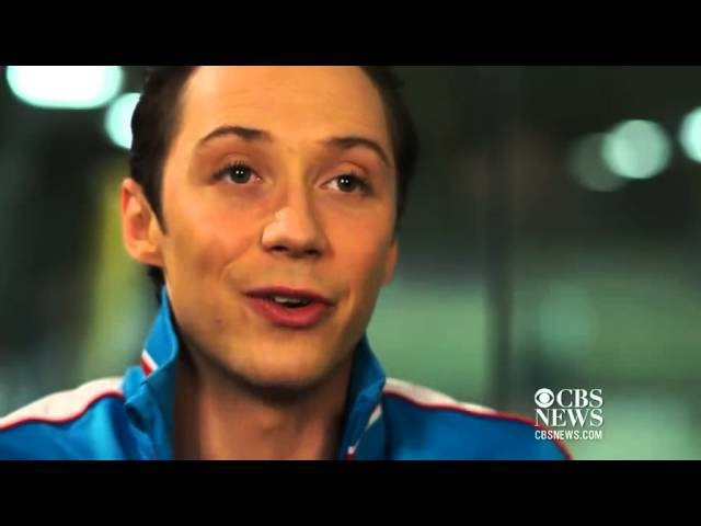Anti-gay Russian law won't stop Johnny Weir from competing at Olympics