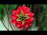 Новогодние Игрушки на Елку Своими Руками, Делаем Игрушки на Новый Год / DIY Christmas Cra...