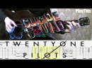 Twenty One Pilots Разбор Heathens на гитаре Уроки гитары PlayThis13