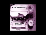 Chris Carrier &amp Guillaume La Tortue - Bum Rush  (Phil Weeks Edit)
