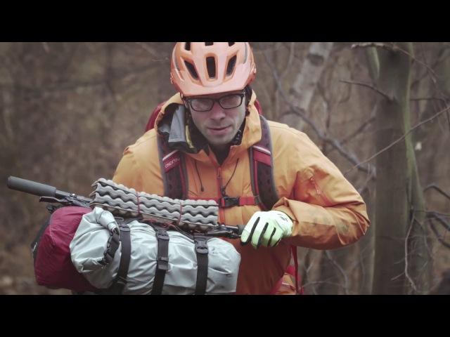 Bikepacking in Poland: MSR Hubba Tour