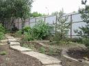 Садовые лестницы и ступеньки в ландшафтном дизайне дачного участка