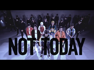 BTS방탄소년단 - NOT TODAY Dance Cover.
