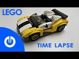 Lego creator ускоренная сборка 3 in one 3