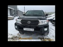 Toyota Land Cruiser 200,Переделка китайских фар, Установка koito bi led