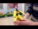 Летающий миньон- самая интересная игрушка! Обзор