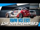 BMW M3 E93 - LSX Suparcharged - INSANE PURE SOUND DRIFT