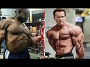 Training Ronnie Coleman Arnold Schwarzenegger - 2017 Age is Just A nUmber