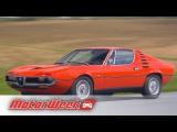Tire Tracks Alfa Romeo Montreal - Ever Heard of It