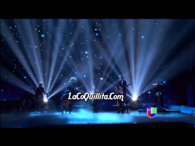Enrique Iglesias ft India Martinez Loco @ Latin Grammy En Vivo 2013