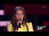 Яна Куликова - Sweet People (Live Голос Дети-4)