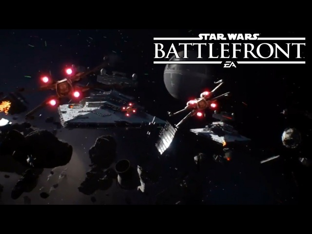 Star Wars Battlefront - Death Star DLC Trailer Teaser!