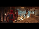 Spider-man: Homecoming. Final trailer/ trailer #3.