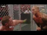 John Cena vs Randy Orton - Gauntlet Match Hell in a Cell_379