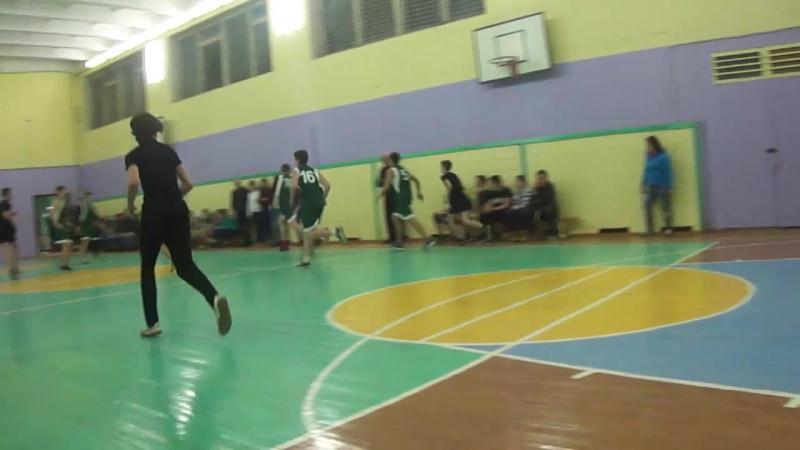 Баскетбол 10шк vs 2шк