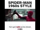 «Человек-паук: Возвращение домой» в стиле сериала 1960-х