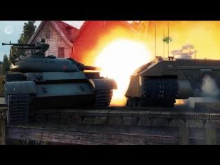 Моменты из World of Tanks. ВБР- No Comments 65 [WoT]