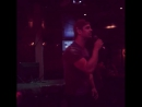 "Bryan Hawn singing ""A Drop in the Ocean"" @ Flaming Saddles"