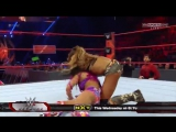 15.05.17- RAW - Sasha Banks vs Alicia Fox