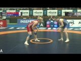1_4 FW - 69 kg- S. FIDJE STORE (NOR) df. H. STRAND (NOR) by FALL, 9-0 - YouTube