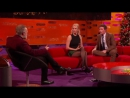 The Graham Norton show - Jennifer Lawrence and Eddie Redmayne (rus sub)